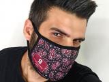 280 gr scuba kumaştan maske