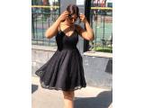 Güpürlü elbise toptan