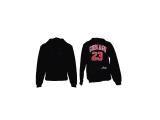 NBA Nakışlı- Kapşonlu -Sweatshirt